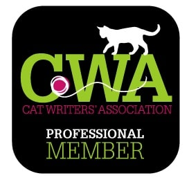 Cat Writers Association Badge