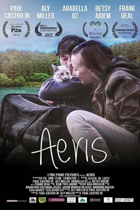 Aeris the Movie Promotional poster