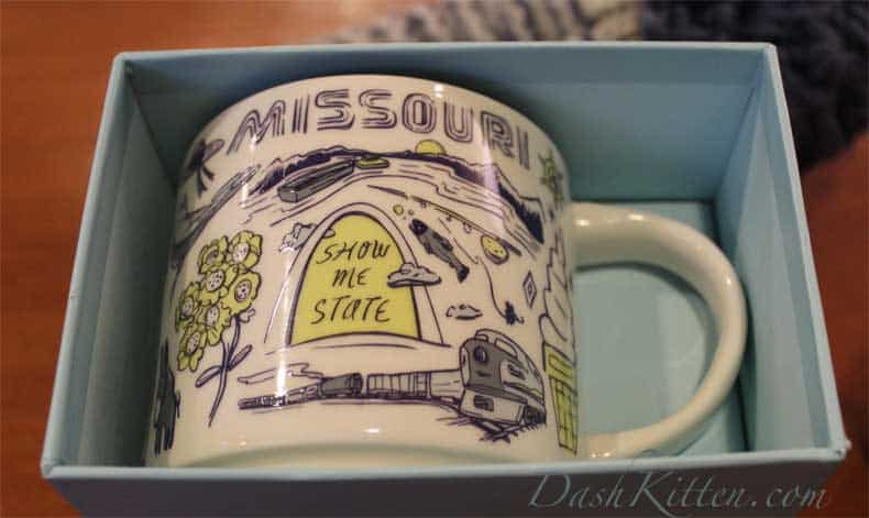Missouri mug from BlogPaws