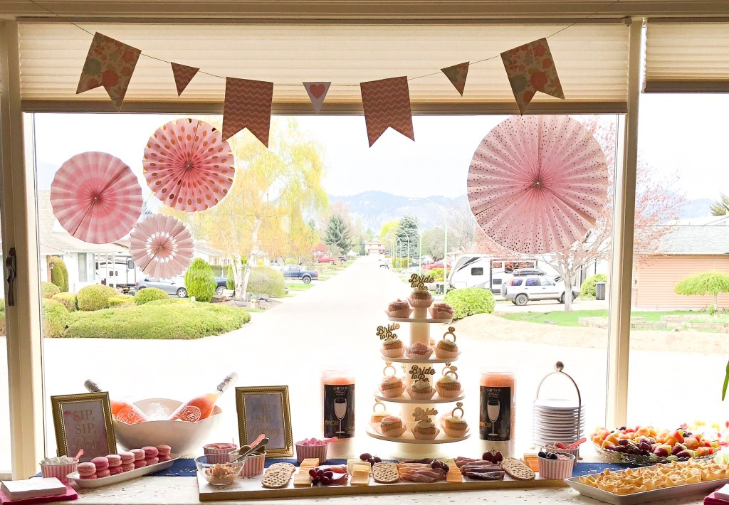 How To Throw An Amazing Bridal Shower- on a budget!!