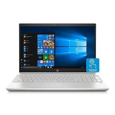 HP Pavilion X360 15-cr0083cl Intel Core i7 8th gen 1.8 GHz, 8gb RAM, 1tb HDD+16gb Optane Memory, 4gb AMD Radeon 530 Graphics