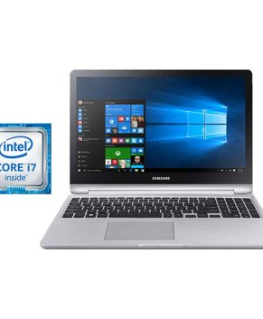 Samsung NoteBook 7 SPIN: Intel® Core™ i7, 12gb RAM, 1tb HDD, 2gb NVidia® GeForce® 940MX, Windows 10