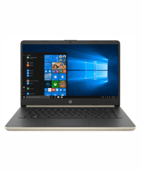 HP Notebook 14-dq1040wm Intel® Core™ i5-1035G1, 8GB Ram, 256GB SSD+16GB Optane memory
