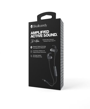 Skullcandy Jib XT Active Amplified Sound Wireless Earbud