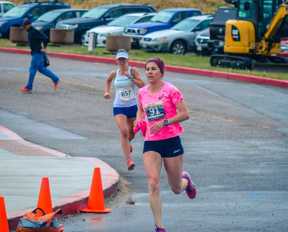 Point Series leaders for the Dash & Dine 5k