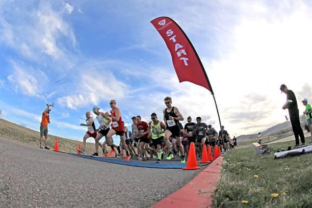 Dash and Dine 5k Boulder 5k fun run