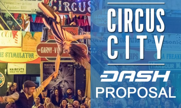 Dash Gets Theatrical With Circus City Sponsorship