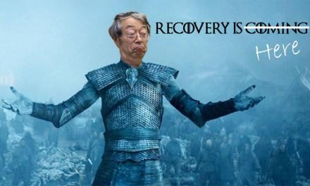 Crypto Recovery? Market Gains $12 Billion, Dash Back Over $1 Billion