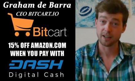 Graham de Barra on BitCart's Exciting Future