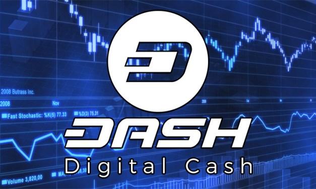 Dash atteint brièvement les 6 millions de dollars de capitalisation