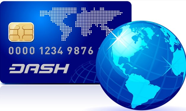What is the value of a worldwide Dash ATM network?