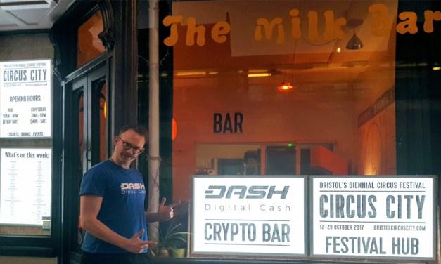 My Visit To Dash Sponsored Circus City in Bristol UK