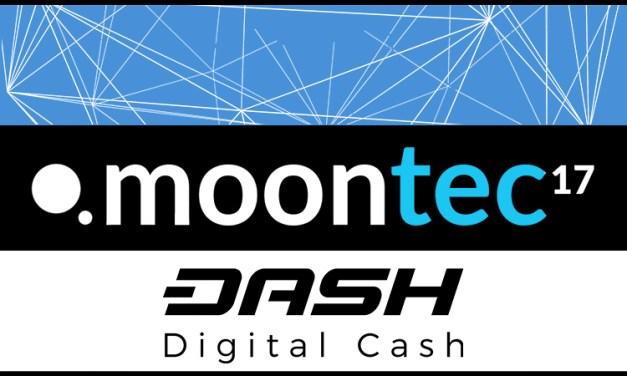 Dash спонсирует блокчейн-конференцию Moontec в Эстонии