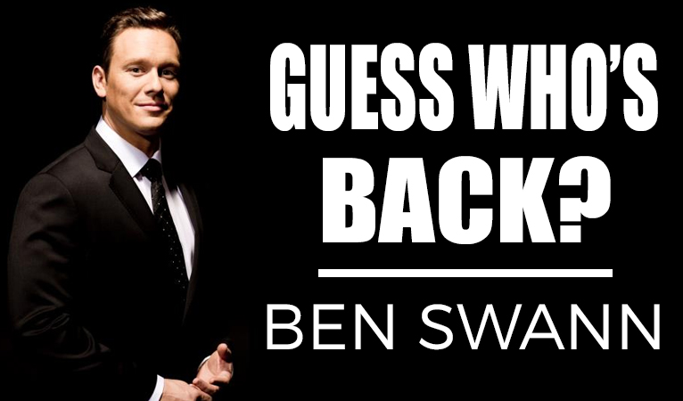 Independent Journalist Ben Swann Overcomes Censorship With Exclusive Dash Sponsorship