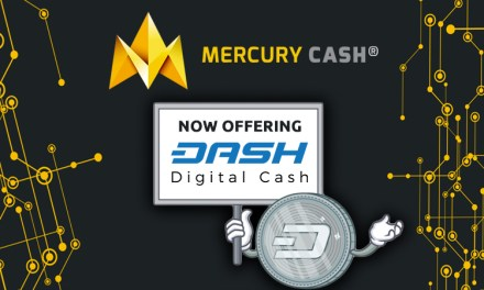 Dash Added to Mercury Cash, Including Credit Card Buying Functionality