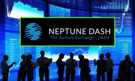 Neptune Dash IPO Sees Record Volume, Top 2 on TSX Venture Exchange