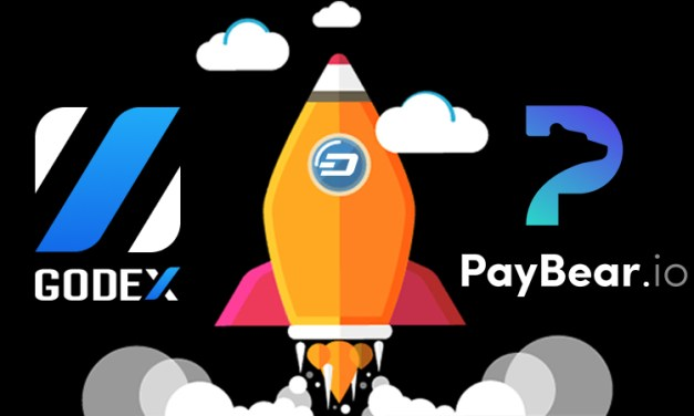 Dash Added to GODEX Instant Exchange and Paybear Merchant Solution