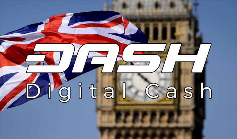 Successful Dash Merchant Adoption Initiative Expands to UK