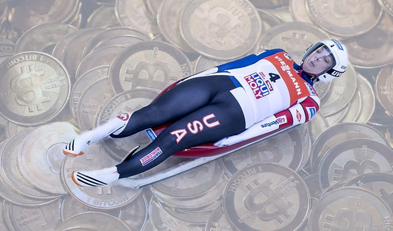 U.S. Luge Team Accepts Cryptocurrency Donations to Bridge Funding Gap