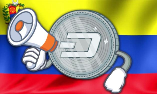 Dash Venezuela fait de gros progrès à Caracas et organise une sixième et une septième conférence