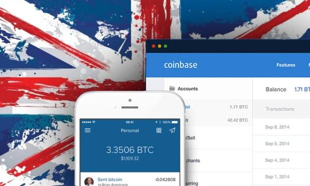 Coinbase Firma Parceria com Barclays no Reino Unido