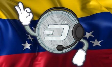 Dash запускает онлайн службу поддержки в Венесуэле
