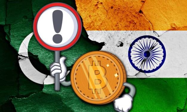Центральные банки Индии и Пакистана ополчились на банки, использующие криптовалюту