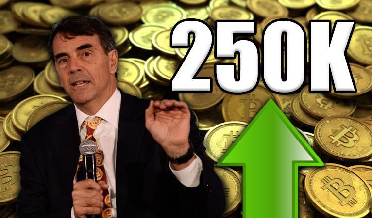 Тим Дрейпер предсказывает рост криптовалют