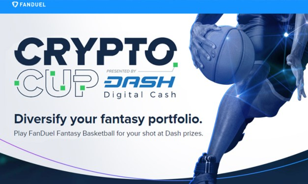 "FanDuel Follows ""Bitcoin Bowl"" With Dash-sponsored ""Crypto Cup"""