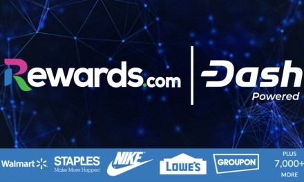 How to Earn Dash Shopping at 7000+ Merchants using Rewards.com