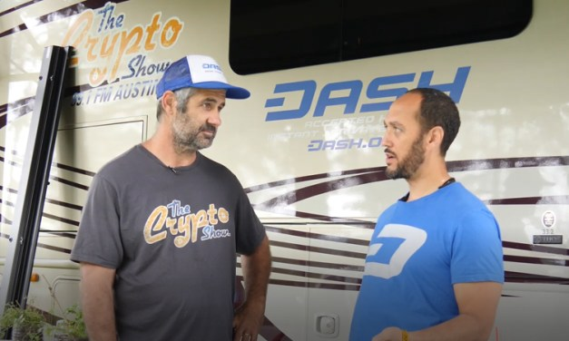 """The Crypto Show """"The Digital Cash Evolution"""" Dash Proposal Interview"""