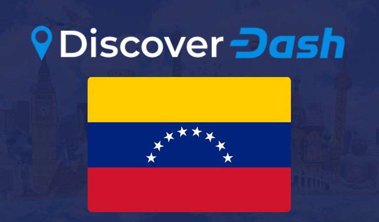 Dash Merchant Adoption in Venezuela Soars to Top Spot, Passes US