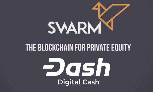 Swarm Fund Tokenizes Dash Masternode Ownership