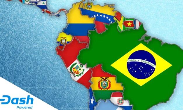 Dash explose en Amérique latine, 62 entreprises ont été ajoutées la semaine dernière au Venezuela !