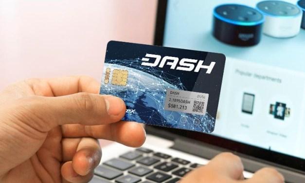 FuzeX werden Dash in ihre Debitkarte integrieren