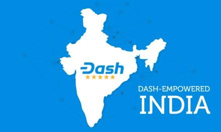 Dash Índia Busca Melhorar Remessas