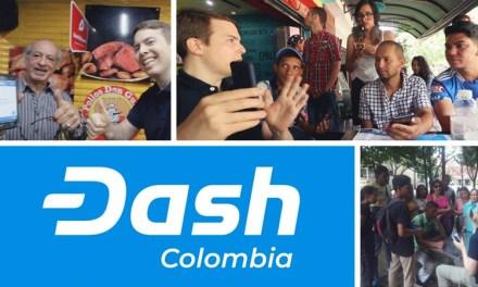 В Колумбии наблюдается рост внедрения и использования Dash