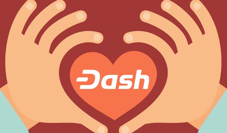 Founding of DashDonates Further Supplements Dash Funding Model
