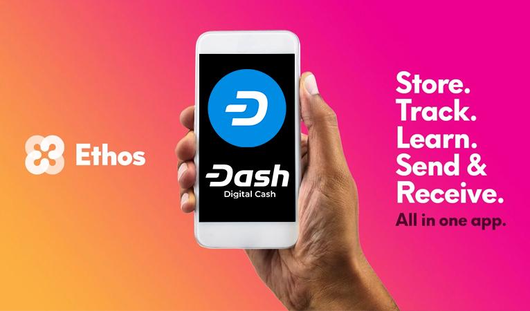Ethos Universal Wallet to Integrate Dash