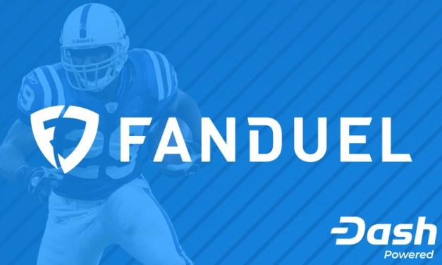 Dash, partenaire officiel de FanDuel