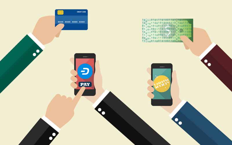 Payment Apps Quickly Replacing Cash, Cryptocurrency Offers Best of Both