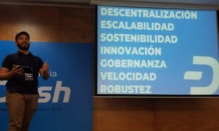 Dash Colombia wächst und organisiert eine Community-Konferenz