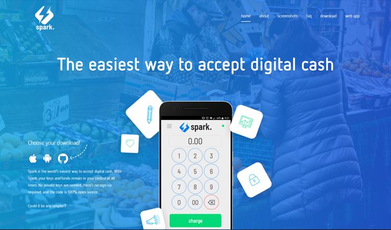 Dash Point-of-Sale App Spark Wins Start-Up Challenge, Integrates CoinText