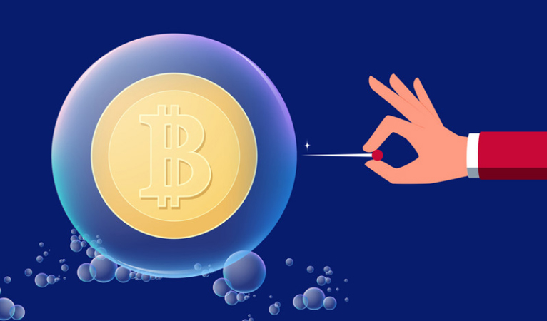The Exact Moment I Knew Bitcoin Would Crash