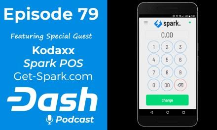 Dash Podcast 79 – Feat. Kodaxx from Spark POS (Get-Spark.com)