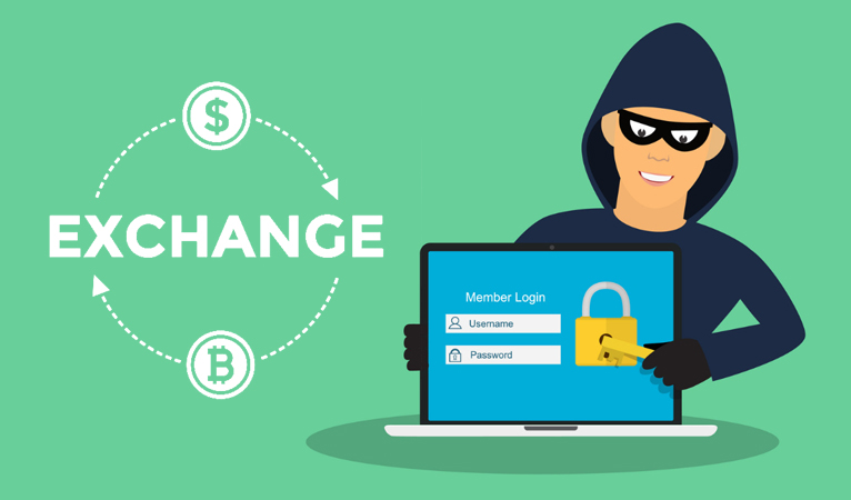 Large Cryptocurrency Exchange Hacks Pave Way for Private Key Control