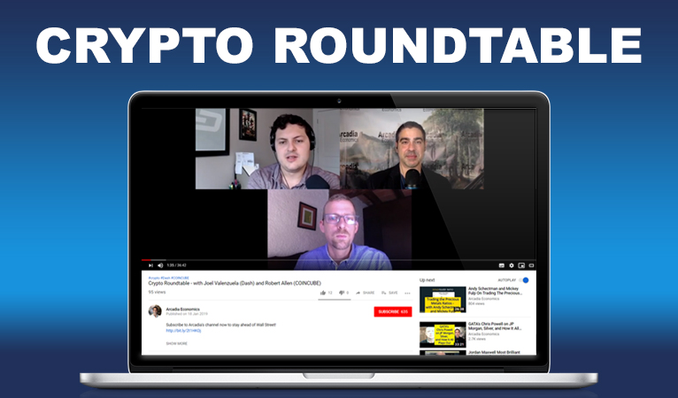 Crypto Roundtable with Joël Valenzuela and Robert Allen on the Bear Market, Dash Adoption, Bitcoin Evolution