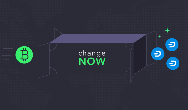 ChangeNOW Exchange Integrates Dash, Increases Confidential Trading