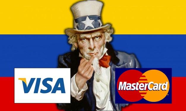 Mögliche US-Sanktionen gegen Visa und Mastercard in Venezuela geplant