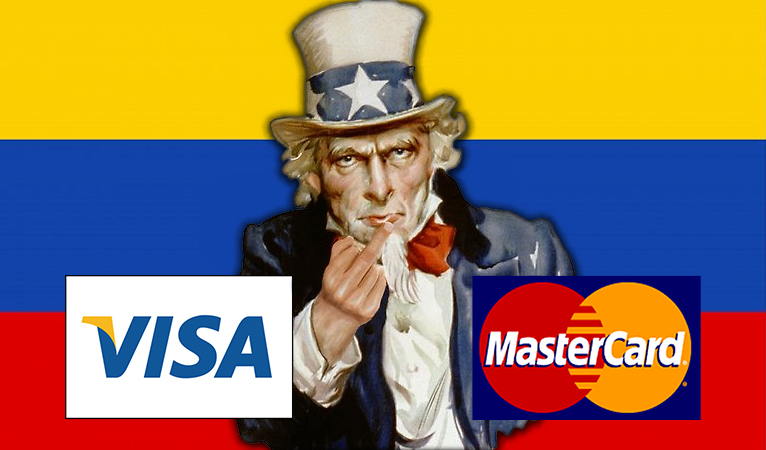 Possible U.S. Sanctions on Visa and Mastercard in Venezuela Highlight Need for Decentralized Money